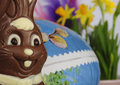 Easter Bunny Stock Image - 28655611