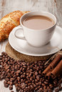 Cup Of Coffee Royalty Free Stock Photography - 28668217