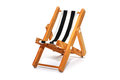 Deck Chair Royalty Free Stock Images - 28681239