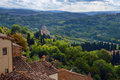 Tuscan Landscape Royalty Free Stock Image - 28684236