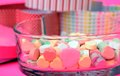 Heart Shape Candy Stock Photography - 28687302