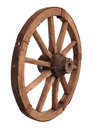 Old Wooden Wheel Stock Image - 28688871