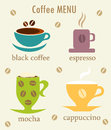 Coffee Cups Royalty Free Stock Images - 28694309