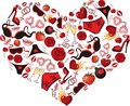 Heart Passion Stock Photography - 28697472