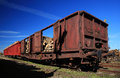 Carriage For Timber Royalty Free Stock Image - 28703196