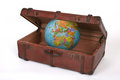 Travel Suitcase Royalty Free Stock Photography - 28707737