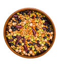 Variety Of Legumes Stock Image - 28719351
