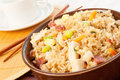 Chicken Fried Rice Stock Photography - 28731372