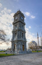 Dolmabahce Clock Tower, Istanbul, Turkey Stock Photos - 28738233