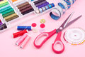 Sewing Kit Stock Images - 28740474