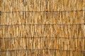 Cane Roof Texture Royalty Free Stock Images - 28740649