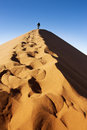 Steps Dune Royalty Free Stock Photos - 28746708