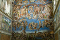 Sistine Chapel Royalty Free Stock Images - 28774139