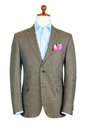 Male Clothinh Suit On Stand Stock Image - 28786031