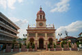 Santa Cruz Church (the Portuguese Legacy In Bangkok) Stock Photo - 28791600