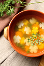 Vegetable Soup Royalty Free Stock Photos - 28802168