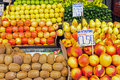 Different Kinds Of Fruits For Sale Royalty Free Stock Photo - 28846875
