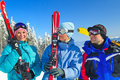 Ski Touring Stock Image - 28856351