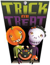 Trick Or Treat Stock Image - 28891711