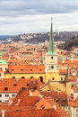 Roofs Of Old Town Prague Royalty Free Stock Photos - 28895348