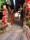 A Historical Town - Lijiang Royalty Free Stock Images - 2896799