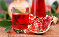 Pomegranate Juice Stock Images - 28904144