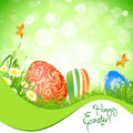 Beautiful Easter Background Stock Images - 28906814