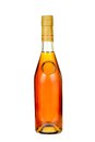 Classical Cognac  Bottle. Royalty Free Stock Image - 28911076