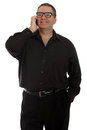 Man Talking On The Phone Stock Photography - 28928042