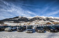 Car Park Stock Images - 28930024