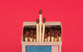 Box Of Matches. Stock Photography - 28936562