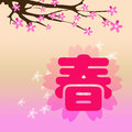 Chinese New Year Card Peony Royalty Free Stock Images - 28936909