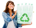Recycle Bin Royalty Free Stock Photo - 28940955