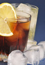 Beverages With Ice Stock Images - 28943574