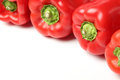 Red Bell Pepper Stock Photography - 28945842