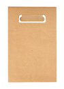 Brown Paper Bag Isolated Stock Photo - 28968210