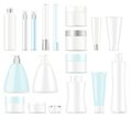 Set Of Cosmetic Packages Stock Photo - 28971200