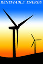 Wind Energy Stock Image - 28972731