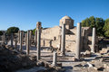 Pafos Ruins Ans Old Orthodox Church Royalty Free Stock Image - 28979626