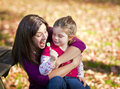Mother And Daughter Royalty Free Stock Photo - 28980485
