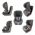 Safety Car Seat Collection Royalty Free Stock Image - 28981296