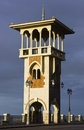 Tower Of The Stanley Bridge Royalty Free Stock Image - 28986756