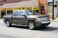 Late Model Chevy Pickup Truck 2013 Stock Photos - 28988693