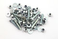 Nut And Bolts Stock Photo - 28989950