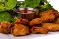 Chicken Wings Stock Photos - 28996593