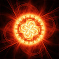 Fire Chaos Rays Royalty Free Stock Photos - 2908208