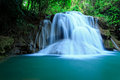 Thi Lo Su, The Biggest Waterfall In Thialand Royalty Free Stock Photography - 29007587