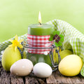 Easter Candles Stock Photo - 29010580