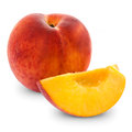 Fresh Peach Royalty Free Stock Images - 29030009