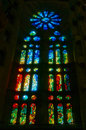 Stained Glass Window Royalty Free Stock Image - 29034986